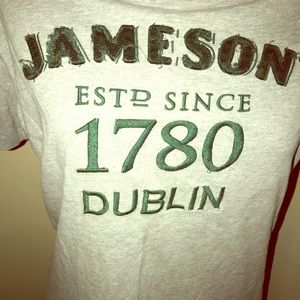 Jameson 1780 thick cotton women's tee